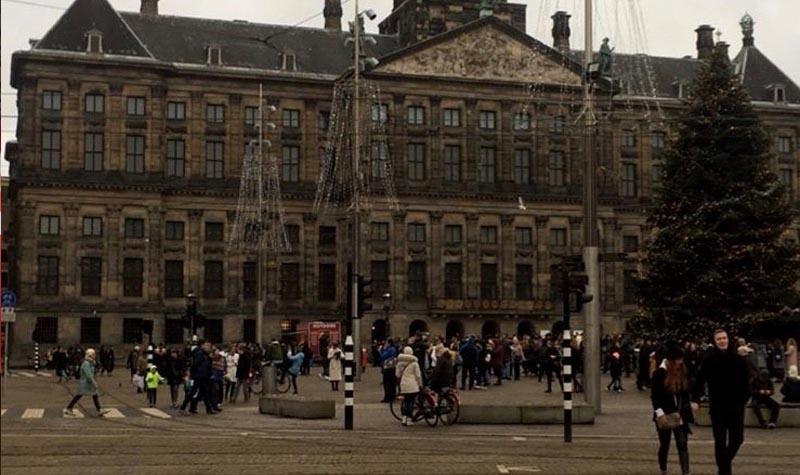 SU'YUN HÜKÜM SÜRDÜĞÜ ÜLKE HOLLANDA'DAYIZ