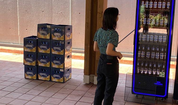 İBB'ye Ait Tesislerde 27 Yıl Sonra İlk Kez Alkollü İçki Satışı Yapıldı